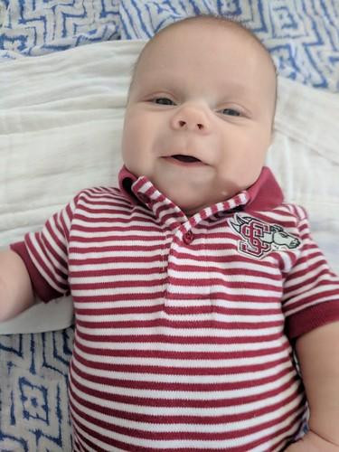 Baby boy Anthony Logan