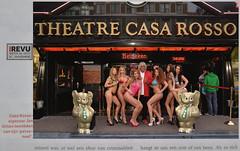 Casa Rosso Nieuwe Revu article (martin alberts Pictures of Amsterdam) Tags: nieuwerevue nieuwerevu martinalberts janotten erotic sex revu theatre casarosso postcode1012