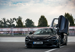 Bye bye McLaren. (David Clemente Photography) Tags: mclaren mclaren720s mclarenp1 720s 720 hypercars supercars cars carspotting tgcup gtcup automotivephotography autodromomonza nikonphotography photography
