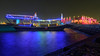 Doha Corniche (Mohammed Qamheya) Tags: doha qatar dohacorniche nikon d500 tokina tokina1116 wideangle longexposure tokinaatx116prodxii