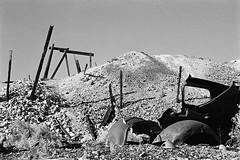 Tonopah, Nevada | 2017 (Thomas Edward Osborne) Tags: decay desert mine leicam6 summicron50mm trix blackwhite bw