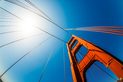 I Think It's Over and Then It Starts Again (Thomas Hawk) Tags: california goldengatebridge sanfrancisco usa unitedstates unitedstatesofamerica bridge fav10 fav25 fav50 fav100