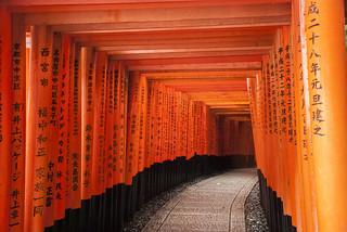 Fushimi- Inari