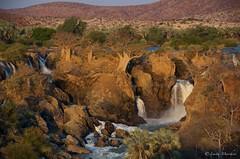 IMGP2381 The Fall (Claudio e Lucia Images around the world) Tags: epupafalls epupa kunene northnamibia angolaborder namibia himba falls river pentax pentaxk30 pentax18135