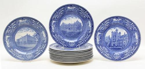 University of PA Historical Plates ($145.60)