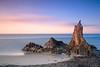 Cala Grande (Antonio_Luis) Tags: cala grande parque natural cabodegata nijar naturaleza paisaje landscape mar mediterraneo playa arena roca volcanica basalto larga exposicion amanecer almeria andalucia