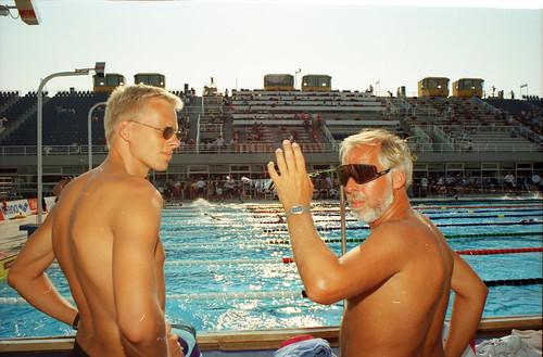 541 Swimming EM 1991 Athens