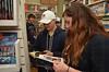 TAB Field Trip-6 (Library Outreach) Tags: teenadvisoryboard tab books newbooks bookbuying cavalierhousebooks collectiondevelopment booktalk teens debate oldcityhall fun allthebooks fieldtrip livingstonparishlibrary