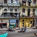 Vibrant Cuban Street Life
