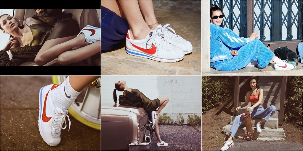Nike Bella Hadid Shoes