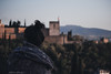 Dreaming Granada (Elena Ortega Sánchez) Tags: granada alhambra palaces girl love friends sunset photo photooftheday picoftheday photography españa spain andalucia travel travelblog sky