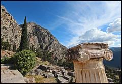 Delphi1 (Alan Shmalan) Tags: greece delphi ruins ancient
