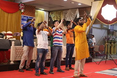 IMG_0329 (alicia.chia@ymail.com) Tags: indian wedding engagement vegetarian food henna dance singing sari salwar candies snacks