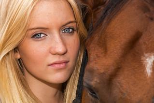 Savanah Horse