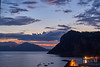 Before Sunrise (AgarwalArun) Tags: sony a7m2 sonyilce7m2 landscape scenic nature views amalficoast italy europe costieraamalfitana unescoworldheritage bayofnaples salerno capri nightscene nightview nightcitty islandofcapri dawn sunrise