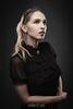 Hanna (October 9 / Urbex Tribe of Silesia) Tags: portret kobieta woman portrait beauty studio strobbing flash blond polish girl polishgirl