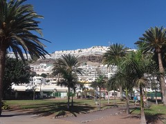 Puerto Rico Gran Canaria (woodytyke) Tags: gran canaria canary island islands holiday sun tourism spain see sand destination atlantic resort hotel woodytyke stephen woodcock photo photograph camera foto photography best picture composition digital phone colour color capture flickr view