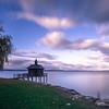 pavillon pas vilain (prenzlauerberg) Tags: 2017 lac lacdeneuchâtel lake landscape 1835 pavillon nuage ciel