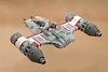 Onith-Wing Starfighter (ted @ndes) Tags: fbtb aurebesh starfighter contest star wars onith lego space