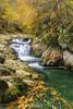 _DSC3479 (PilaReina) Tags: naturaleza nature agua water río river otoño otoñal pirineos autumn color colors paisaje landscape waterfall forest tree