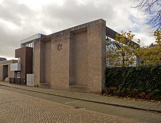 Oss - Synagoge aan de Smalstraat