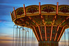 Carrousel and sunset .. (Julie Greg) Tags: sky carousel market kent canon colours