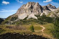 Dolomiti (Arnold van Wijk) Tags: geo:lat=4651431956 geo:lon=1201640900 geotagged italië livinallongodelcoldilana veneto ita landscape landschap dolomieten dolomiti dolomites italy italia italie mountain bergen natuur nature