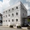 Das Gelbe Haus. (Stefano Perego Photography) Tags: stepegphotography building museum valerio olgiati stefano perego flims switzerland architecture design