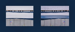 Find the Differences - The Swimming Pool in the Snow: 4.12.2017 Morning / Afternoon Das Schwimmbecken der Wäscherei Montag Morgens Montag Abends - Fenster zum Hof - Fehlersuchbild gespiegelt (hedbavny) Tags: rätsel riddle morgen abend vormittag nachmittag afternoon morning schnee snow melt schmelzen pool schwimmbecken swimmingpool water wasser lacke puddle abdeckung garten garden holz wood holzbrett brett green grün yellow gelb blatt leaf weis white winter herbst schnur seil knoten knot bespannung wrapping verpackung plane verhüllt falten folds grey grau braun brown red rot schild sign verbotsschild hinweis warnung warnhinweis jump springen sprung tauchen dive hof hinterhof courtyard yard mischung wien vienna austria österreich hedbavny ingridhedbavny