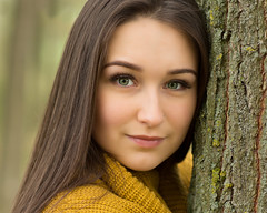Autumnal Portrait by NaturalLighting -
