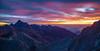 Lever de soleil sur le mont Viso (David Magaud) Tags: alpes mont viso