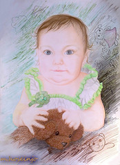 Colored Pencils Drawing (m.hoseinjo) Tags: color pencil drawing