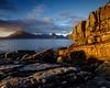 Elgol (John J Buckley) Tags: view famous scotland sunset skye isle elgol landscape boulder cuillins coast joecornish rocks