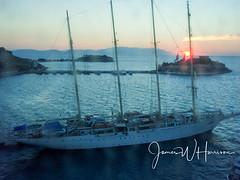 Day's end (gttexas) Tags: 2010 cruise kusadasi mediterranean rubyprincess turkey sunset