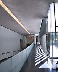 100817-151F (kzzzkc) Tags: nikon d750 usa missouri kansascity nelsonatkinsmuseumofart blockbuilding shadow window hallway door glass