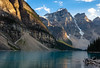 Photographer's Paradise: Moraine Lake & the Valley of the Ten Peaks (Image 2) (Martin Thielmann) Tags: ab banffnationalpark morainelake mtbowlen mtbabel mtlittle mtperren mttonsa glacialledge photographerspracticingtheircraft