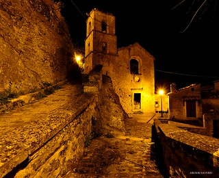 Night by Cleto Cs Calabria Italy