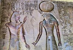 KV 11 Grab/Tomb Ramses III., Tal der Könige/Valley of the Kings (Mutnedjmet) Tags: egypt ägypten luxor valleyofthekings talderkönige tombs grab tomb ramsesiii pharao kv11 19dynastie