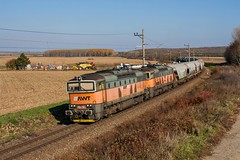 Kovács Erik by AWT Rail Hungary - Dombóvár