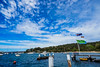 DSC01606 (Damir Govorcin Photography) Tags: flags clouds wide angle balmoral beach sydney sony a7ii zeiss 1635mm