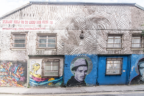 EXAMPLES OF STREET ART IN CORK CITY [PHOTOGRAPHED 2017]-133933