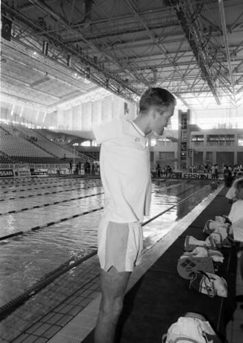 214 Swimming EM 1991 Athens