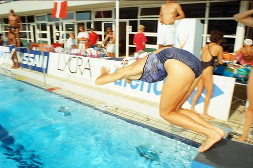 544 Swimming EM 1991 Athens