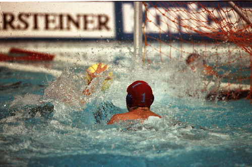 34 Waterpolo EM 1993 Sheffield
