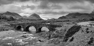 Glen Sligachan panorama