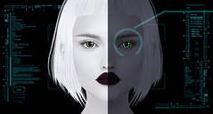 Cyber Girl. (daeberethwen) Tags: ysys anatomy bento burley eyes lelutka omega omegaappliers remnant secondlife weloveroleplay weloverp wlrp