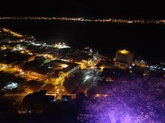 Cuidades de Bahía de Caráquez y San Vicente atrás... (Oscar Padilla Álvarez) Tags: ecuador