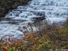 171101-25 Chute de Beauport (clamato39) Tags: chutes waterfalls beauport villedequébec québec canada eau water river rivière poselongue longexposure