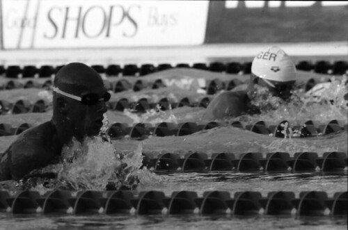 381 Swimming EM 1991 Athens