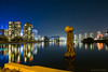 False Creek at night (maestro17ca) Tags: falsecreek waterfront condos cityscape skyline olympicvillage downtownvancouver falsecreekatnight vancouveratnight downtown dusk bluehour britishcolumbia nightphotography longexposure tokina1116mm28 sonya6000 nightlights lights bc vancouver vista view village architecture bcplacestadium scienceworld coastline casino calm reflection water oceanview oceanside inlet